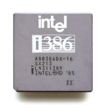 Intel A80386DX-16 Processor