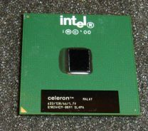 Intel Celeron RB80526RX633128 Processor